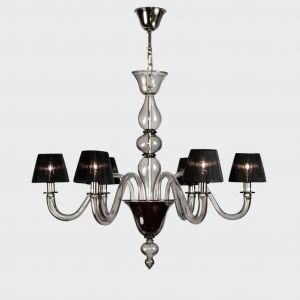 Sybaris with lampshades LMPSYB-32992