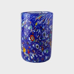 Blue Venetian Glass