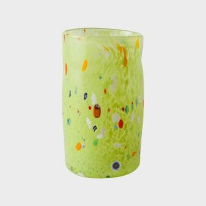 Light Green Venetian Glass